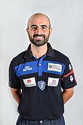 Nicola Sechi, Assistente Preparatore<br /> Testine Busti Polo<br /> Banco di Sardegna Dinamo Sassari<br /> Olbia, 03/09/2017<br /> Foto L.Canu / Ciamillo-Castoria