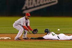 20110516 - Los Angeles Angels at Oakland Athletics (MLB Baseball)