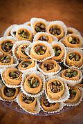 Baklava at Samadi Sweets shop, United Arab Emirates