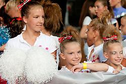 at European Cheerleading Championship 2011, on July 2, 2011, in SRC Stozice, Ljubljana, Slovenia (Photo by Matic Klansek Velej / Sportida)