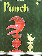 Punch (Front cover, 9 March 1960)