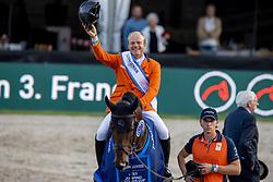 Greve Willem, NED, Zypria S N.O.P.<br /> CHIO Rotterdam 2021<br /> © Dirk Caremans<br />  02/07/2021
