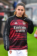 Danielle van de Donk during the FA Women's Super League match between Arsenal Women FC and Bristol City Women at Meadow Park, Borehamwood, United Kingdom on 4 October 2020.