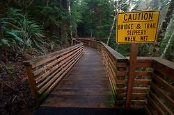The Discovery Trail, Ilwaco, Washington, US
