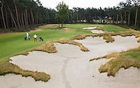 SOMEREN - Hole 3 , De Swinkelsche Golfbaan. FOTO KOEN SUYK