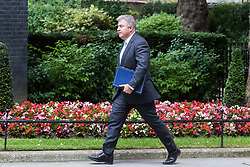 London, June 27th 2017. Minister of State for Immigration Brandon Lewis attends the weekly UK cabinet meeting at 10 Downing Street in London.