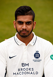 Middlesex's Ravi Patel during the media day at Lord's Cricket Ground, London. PRESS ASSOCIATION Photo. Picture date: Wednesday April 11, 2018. See PA story CRICKET Middlesex. Photo credit should read: John Walton/PA Wire. RESTRICTIONS: Editorial use only. No commercial use without prior written consent of the ECB. Still image use only. No moving images to emulate broadcast. No removing or obscuring of sponsor logos.