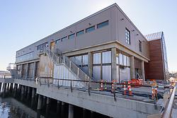 Boathouse at Canal Dock Phase II | State Project #92-570/92-674 Construction Progress Photo Documentation No. 19 on 8 February 2018. Image No. 07