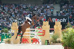 Rolf-Goran Bengtsson (SWE), Zenith SFN - Show Jumping Final Four - Alltech FEI World Equestrian Games™ 2014 - Normandy, France.<br /> © Hippo Foto Team - Jon Stroud<br /> 07/09/2014