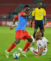 Hocine Ragued (TUN) vs Cedrick Mabwati (CON)