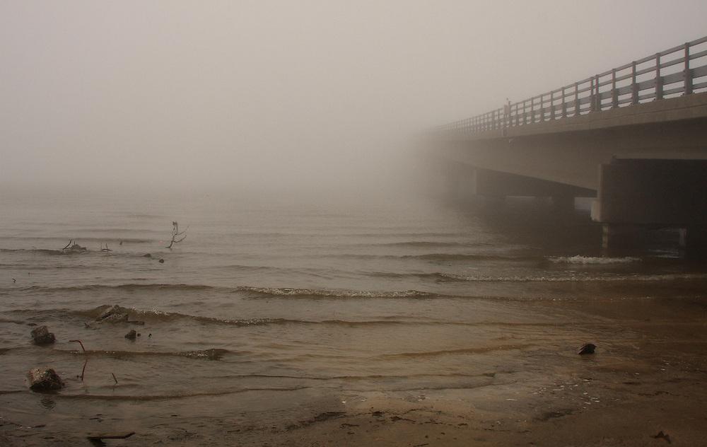 Bridge To Nowhere, The Rigolets, 12/08