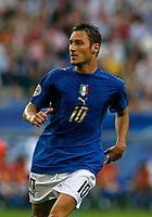 Photo: Glyn Thomas.<br /> Italy v Ukraine. Quarter Finals, FIFA World Cup 2006. 30/06/2006.<br /> Italy's Francesco Totti.