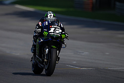 February 8, 2019 - Sepang, SGR, U.S. - SEPANG, SGR - FEBRUARY 08: Maverick Vinales of Monster Energy Yamaha MotoGP  in action during the third and final day of the MotoGP official testing session held at Sepang International Circuit in Sepang, Malaysia. (Photo by Hazrin Yeob Men Shah/Icon Sportswire) (Credit Image: © Hazrin Yeob Men Shah/Icon SMI via ZUMA Press)