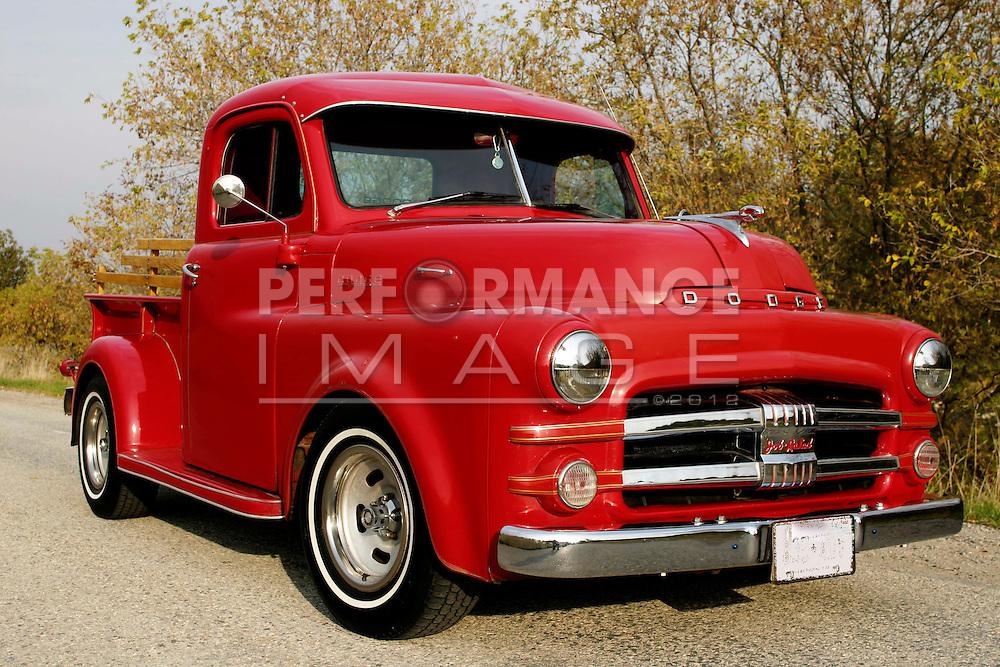 1952 Dodge B-3-B Pickup Truck
