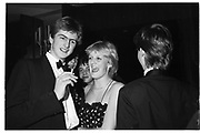 ALEXANDRA HESELTINE; , Blizzard Ball, London Hilton. 5 January 1982. <br /> <br /> SUPPLIED FOR ONE-TIME USE ONLY> DO NOT ARCHIVE. © Copyright Photograph by Dafydd Jones 248 Clapham Rd.  London SW90PZ Tel 020 7820 0771 www.dafjones.com