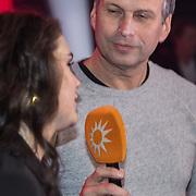 NLD/Hilversum/20180216 - Finale The voice of Holland 2018, Ronald Molendijk