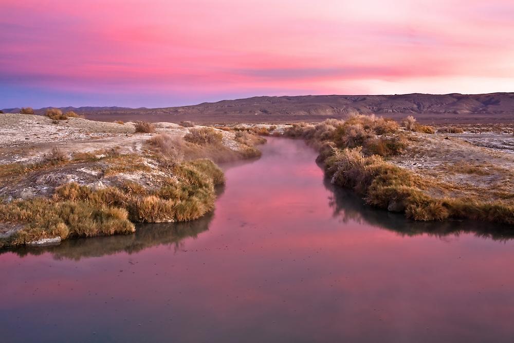 Black Rock Desert.  Nevada.  November, 2014.