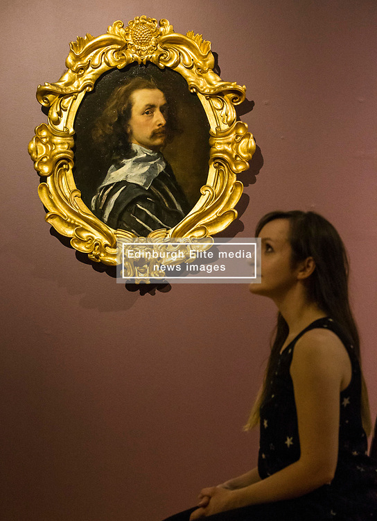 'Looking good: the male gaze from Van Dyck to Lucian Freud' showcases the evolution of men's fashion and masculine identity over 500 years.<br /> <br /> The exhibition at the Scottish National Portrait Gallery runs from 24 June to 1 October 2017 and looks at the evolution of men's fashion, masculine identity and the male self-image over the last 500 years.<br /> <br /> Pictured:  Sir Anthony Van Dyck by Sir Anthony Van Dyck, 1640