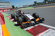 Canadian Grand Prix 2014, Nico Hulkenberg (GER), Force India-Mercedes
