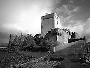 Doe Castle, Cresslough, Donegal, c.1500,