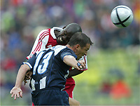 Samuel Kuffour, Fredi Bobic<br /> FC Bayern München - Hertha BSC 1:1
