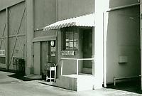 1972 Make-up Dept at General Service Studios