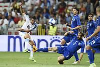 Nice (Francia) 07-06-2017 Stadio Allianz Riviera Friendly match Italia - Uruguay / Italy - Uruguay foto Image Sport/Insidefoto<br /> nella foto: Alvaro Gonzales-Giorgio Chiellini