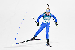 February 10, 2018 - Pyeongchang, South Korea - 180210 Emily Dreissigacker of USA competes in Women's Biathlon 7,5 km Sprint during day one of the 2018 Winter Olympics on February 10, 2018 in Pyeongchang..Photo: Petter Arvidson / BILDBYRN / kod PA / 87614 (Credit Image: © Petter Arvidson/Bildbyran via ZUMA Press)