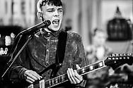 Eetu Henrik Iivari of Finnish indie-rock band The Holy at Iceland Airwaves