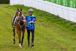 Franck Laousse, (FRA), Niky De La Fontaine<br /> Alltech FEI World Equestrian Games™ 2014 - Normandy, France.<br /> © Hippo Foto Team - Leanjo de Koster<br /> 25/06/14