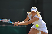TENNIS - WIMBLEDON CHAMPIONSHIPS 2010 - LONDON (GBR) - 03/07/2010 - PHOTO : ANTOINE COUVERCELLE / TENNIS MAG / DPPI<br /> JUNIOR SINGLE FINAL - KRISTYNA PLISKOVA (CZE)