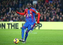 December 26, 2018 - London, England, United Kingdom - London, England - 26 December, 2018.Crystal Palace's Cheikhou Kouyate .during English Premier League between Crystal Palace and Cardiff City at Selhurst Park stadium , London, England on 26 Dec 2018. (Credit Image: © Action Foto Sport/NurPhoto via ZUMA Press)