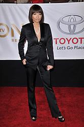 Jeannie Mai at The 49th NAACP Image Awards held at the Pasadena Civic Auditorium on January 15, 2018 in Pasadena, CA, USA (Photo by Sthanlee B. Mirador/Sipa USA)