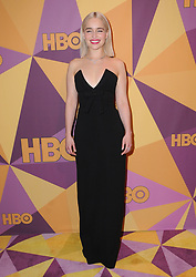 07 January 2018 - Beverly Hills, California - Emilia Clarke. 2018 HBO Golden Globes After Party held at The Beverly Hilton Hotel in Beverly Hills. Photo Credit: Birdie Thompson/AdMedia
