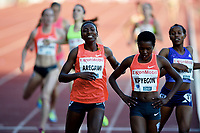 Friidrett ,  11. juni 2015 , Diamond League , Bislett Games , Oslo<br />  Atheltics<br /> <br /> Abeba Aregawi , SWE 1500 m