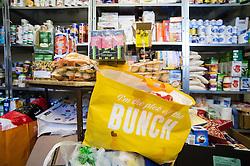 Food bank in Barnsley