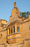 Jacobean Limestone Window of Stanway House Gatehouse, 1630