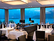 The Panorama Restaurant at The Hotel Europe & Resort.<br /> Photo: Don MacMonagle