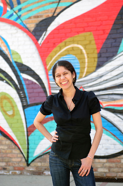 Amore Montes De Oca is Founder and Publisher of Arte y Vida Chicago, a collective calendar of Hispanic arts and culture events in Chicagoland. Founded in 2006, the organization both produces and promotes performances, exhibits, classes and more at www.ArteyVidaChicago.com, through weekly newsletters and social media. ©2014 Brian J. Morowczynski- ViaPhotos.com
