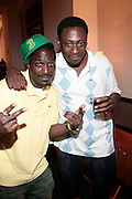 l to r: Corey Smyth and Pete Rock at BlackSmith Music Presents Talib Kweli, Pete Rock, & Smif n Wesson(Buck Shot & Stelle) at The American Museum of Natural History on June 27, 2008..BlackSmith Music comes out swinging with ground breaking HipHop Concert series at the world reknowned The Museum of Natural History.Blacksmith Music Corp established in 2006 as a label to combat the norm, the norms being mainstream music as well as underground. As those segments of music attack each other over what quality music should be, Blacksmith shows the world what quality music is. It?s opening roster of artists, Talib Kweli, Jean Grae, and Strong Arm Steady.