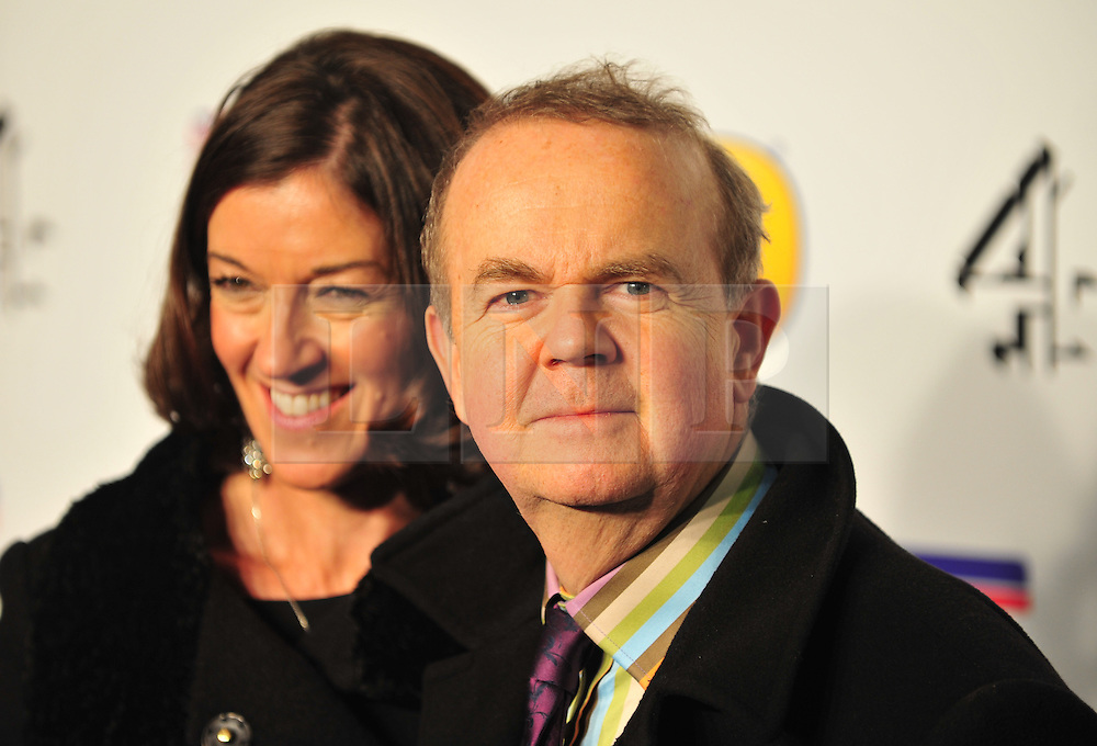 © Licensed to London News Pictures. 16/12/2011. London, England.Ian Hislop attends the Channel 4 British Comedy Awards  in Wembley London .  Photo credit : ALAN ROXBOROUGH/LNP