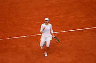 Ina SWIATEK (POL) during the Roland Garros 2020, Grand Slam tennis tournament, women single final, on October 10, 2020 at Roland Garros stadium in Paris, France - Photo Stephane Allaman / ProSportsImages / DPPI
