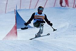 WALKER Tyler, USA, Team Event, 2013 IPC Alpine Skiing World Championships, La Molina, Spain