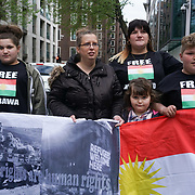 Home Office,London,England,UK.13th April 2017. Two family torn apart by Home Office immigration laws. Do UK immigration laws breach human rights?  demonstration outside Home Office,London,UK. by See Li