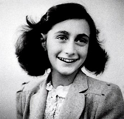 Anne Frank in 1942. Photo by photograph courtesy of Anne Frank Center USA via Orlando Sentinel/KRT/ABACA.    75948_01