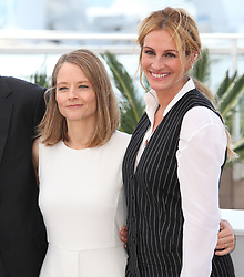 May 12, 2016 - Cannes, France - DIRECTOR JODIE FOSTER AND JULIA ROBERTS - PHOTOCALL OF THE FILM 'MONEY MONSTER' AT THE 69TH FESTIVAL OF CANNES 2016 (Credit Image: © Visual via ZUMA Press)