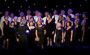 Galway Golf Club (GGC) Singers in Choir Factor 2014 in the Radisson blu Hotel, Galway in aid of SCCUL Sanctuary at Kilcuan, Clarinbridge . Photo:Andrew Downes.