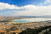 Lake Elsinore City View