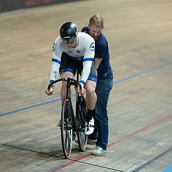 28-12-2019: Wielrennen: NK Baan: Alkmaar<br />Harry Lavreysen