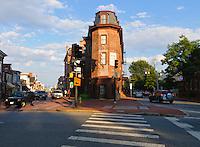 The historic Maryland Inn, Annapolis, Maryland.